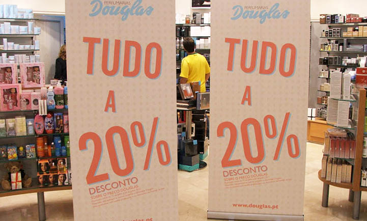 Displays, Estruturas e Merchandising