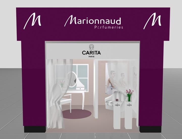 kioske_carita_marionnaud_amoreiras
